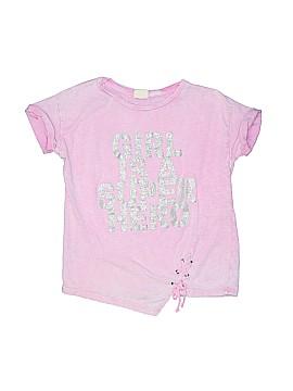 Zara Kids Short Sleeve Top Size 7