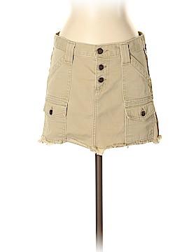Bebe Denim Skirt Size 2