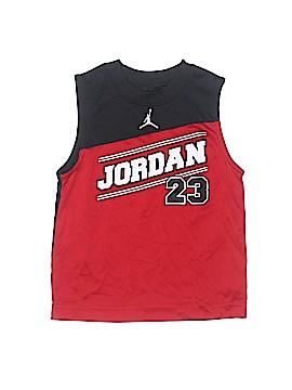 Air Jordan Sleeveless Jersey Size 3T