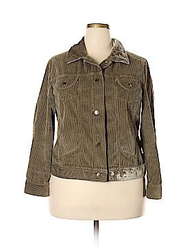 J.jill Jacket Size 1X (Plus)