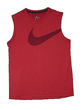 Nike Sleeveless T-Shirt Size X-Large (Youth)