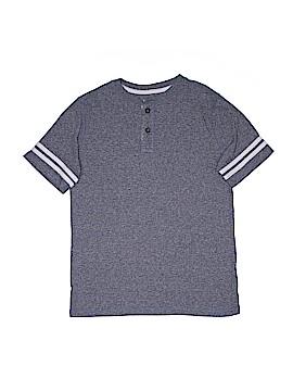 Arizona Jean Company Short Sleeve Henley Size 14 - 16