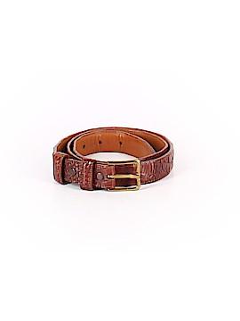 Cole Haan Leather Belt Size Med - Lg
