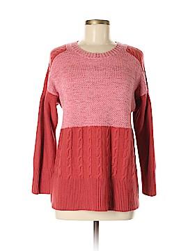 St. John Wool Pullover Sweater Size M