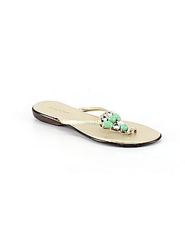Mila Paoli Flip Flops Size 7