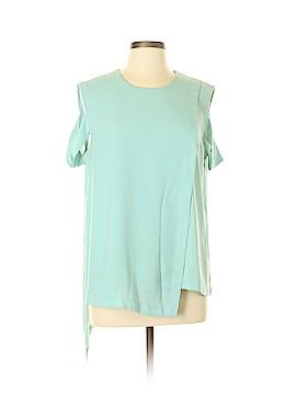 AZ3 inc. Short Sleeve Blouse Size L