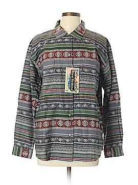 Royal Robbins Long Sleeve Button-Down Shirt Size L