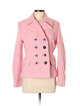 Marvin Richards Wool Coat Size M