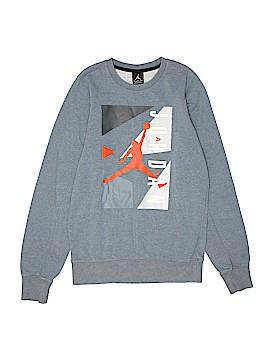 Air Jordan Sweatshirt Size S (Youth)