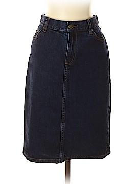 L-RL Lauren Active Ralph Lauren Denim Skirt Size 4