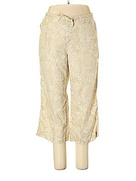 Lands' End Linen Pants Size 16