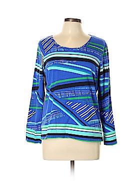 Onque Long Sleeve T-Shirt Size XL (Petite)