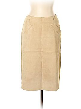 Isaac Mizrahi for Target Leather Skirt Size 10