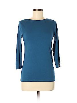 Carole Little 3/4 Sleeve Top Size M