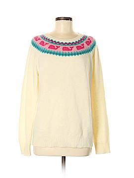 Vineyard Vines Wool Pullover Sweater Size M
