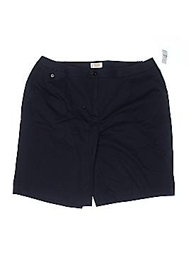 Talbots Khaki Shorts Size 22w (Plus)
