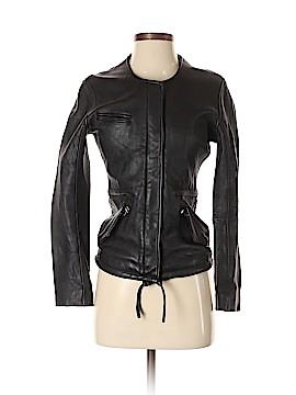 IRO Leather Jacket Size XS (0)