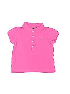 Ralph Lauren Short Sleeve Polo Size 2T - 2