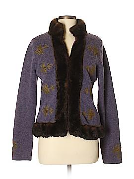 Cambridge Dry Goods Wool Cardigan Size M