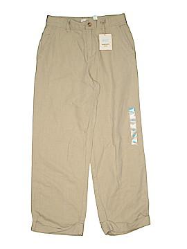 The Children's Place Linen Pants Size 8