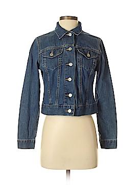Lands' End Denim Jacket Size XS (Petite)