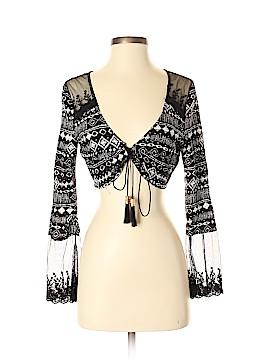Millau Long Sleeve Blouse Size XS