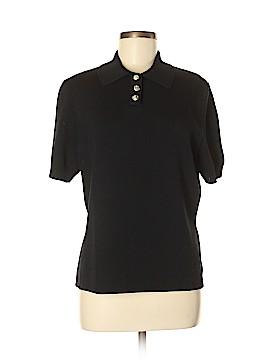 St. John Short Sleeve Polo Size M