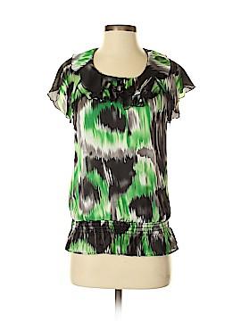 Milano Short Sleeve Blouse Size XS