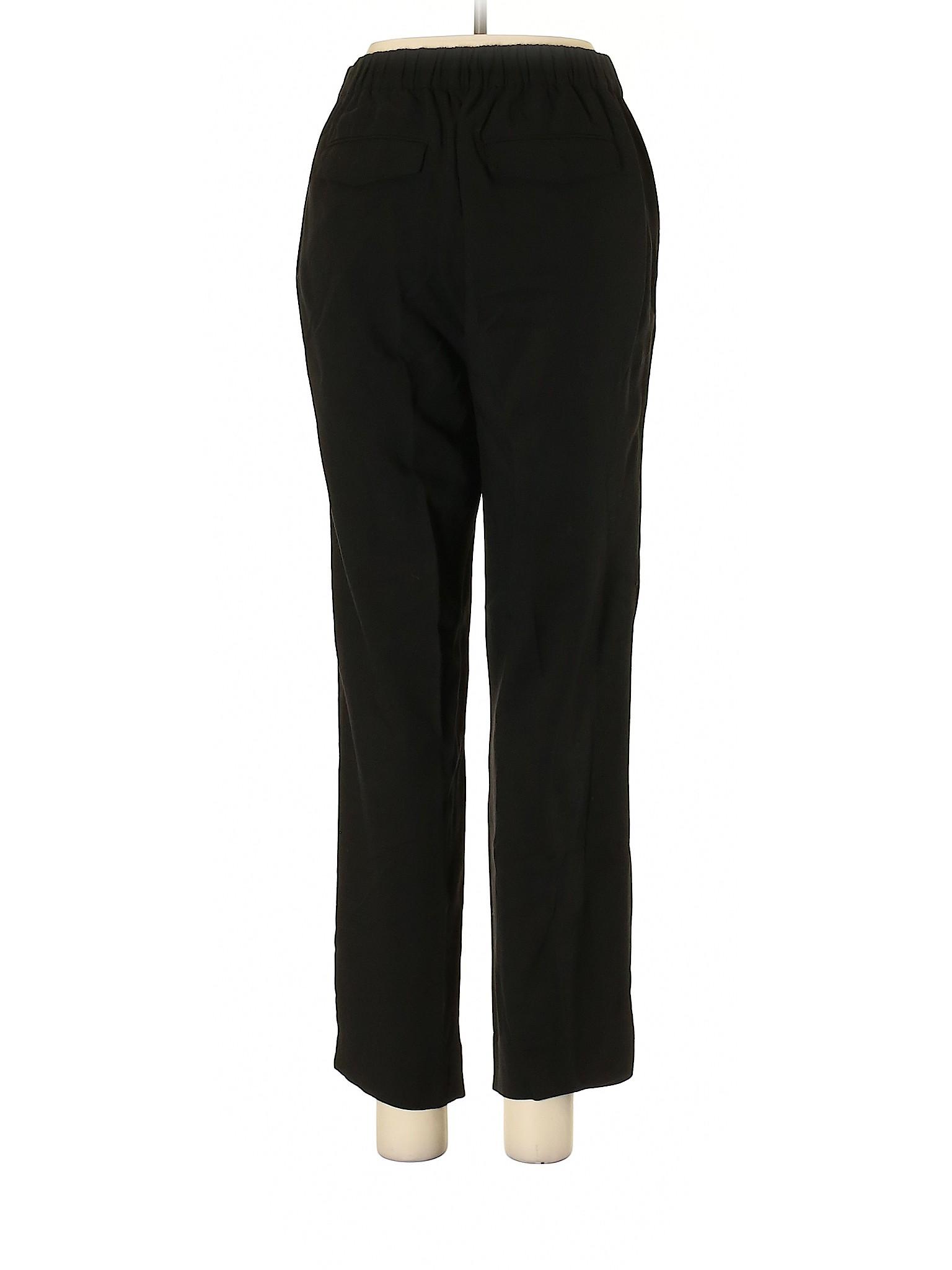 8430f03727276 Madewell 100% Viscose Solid Black Dress Pants Size S - 83% off | thredUP
