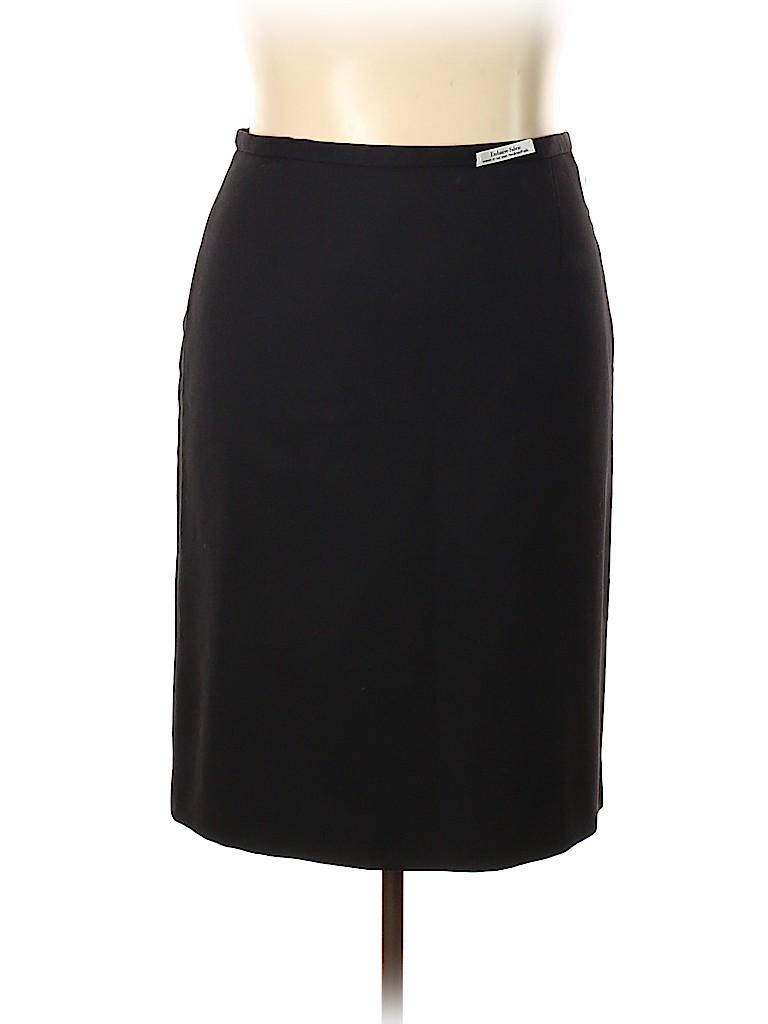 Pendleton Women Wool Skirt Size 18 (Plus)