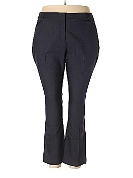 Amanda + Chelsea Dress Pants Size 20 (Plus)