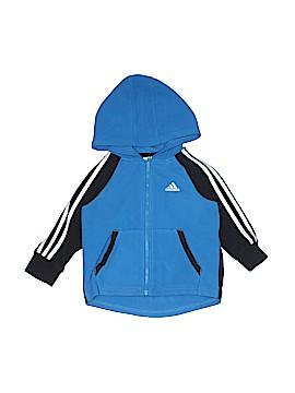 Adidas Fleece Jacket Size 3T
