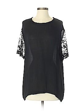 Raquel Allegra Short Sleeve Blouse Size Sm (1)