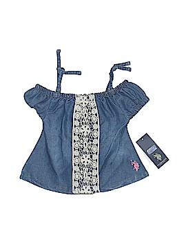 U.S. Polo Assn. Dress Size 3-6 mo