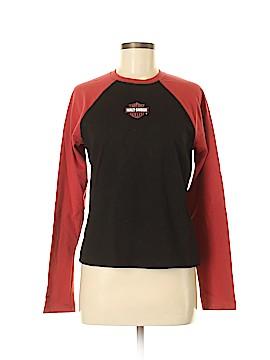 Harley Davidson Long Sleeve T-Shirt Size L