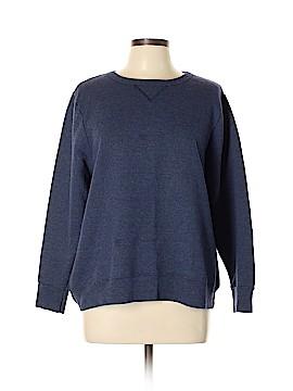 Just My Size Sweatshirt Size 1X (Plus)