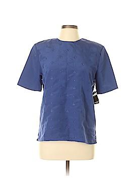 Kim Rogers Short Sleeve Blouse Size M