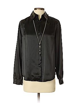 Kathie Lee Long Sleeve Blouse Size S