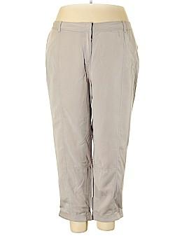 Eileen Fisher Khakis Size 3X (Plus)