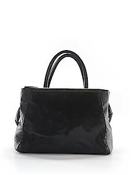 Halston Heritage Leather Satchel One Size