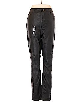 Blank NYC Leather Pants 31 Waist