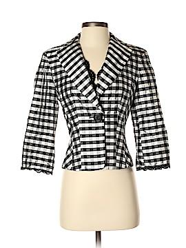 Donna Degnan Silk Blazer Size 2