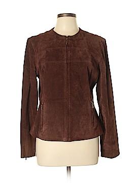 Live A Little Leather Jacket Size L