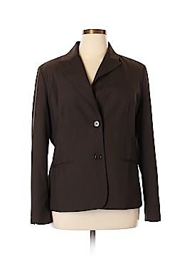 Ann Taylor Factory Wool Blazer Size 18 (Plus)