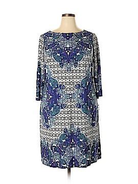 London Times Casual Dress Size 20W (Plus)