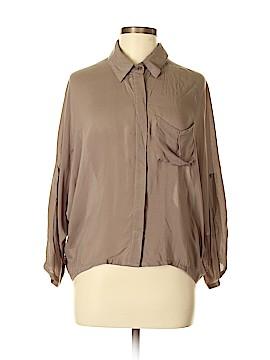 TCEC Long Sleeve Blouse Size M