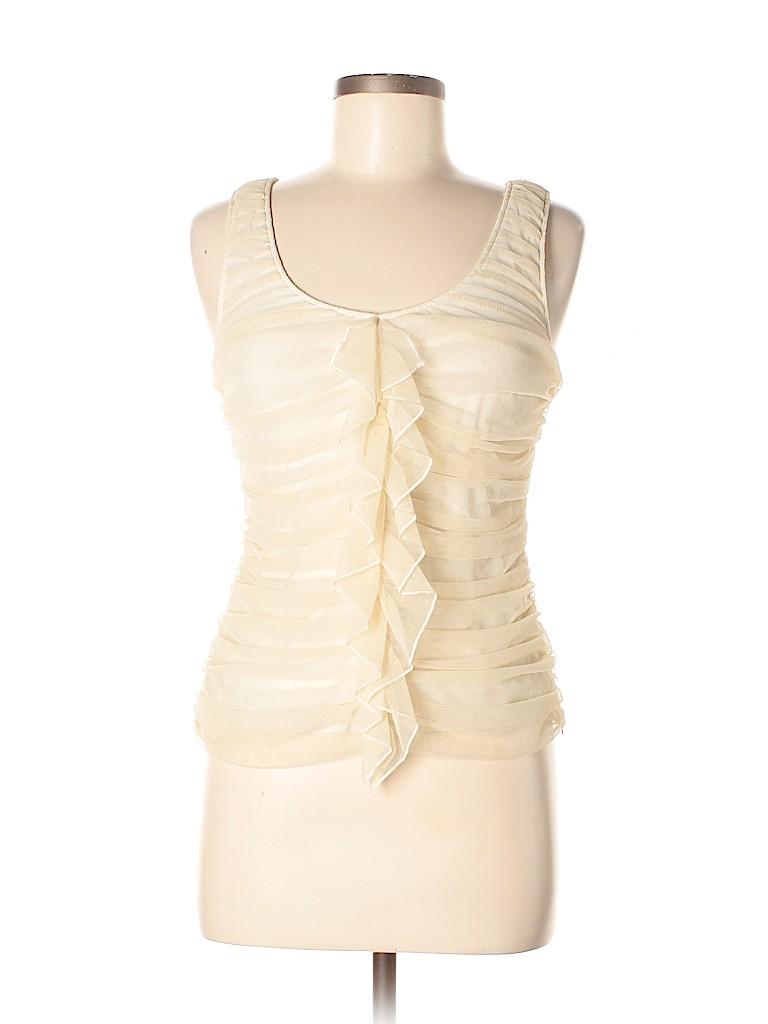 Lida Baday Women Sleeveless Blouse Size 10