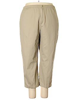 Lands' End Khakis Size 20 (Plus)