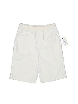 Faded Glory Khaki Shorts Size 6 - 7