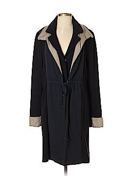 Peserico Wool Coat Size 44 (IT)